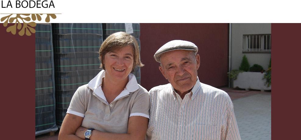 Viki Benavides y Elias Mora