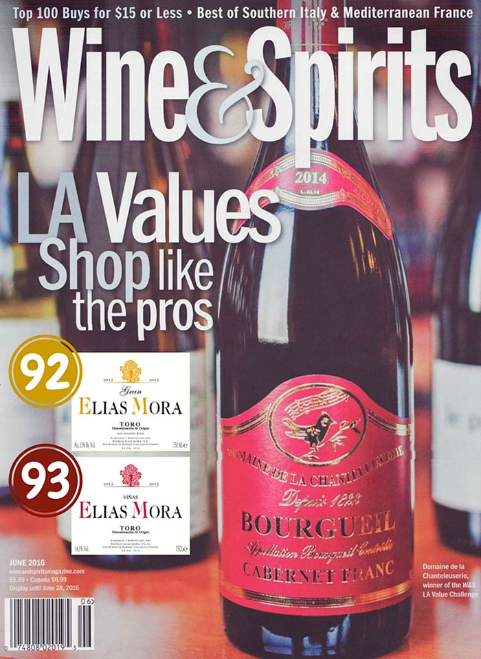 Wine and Spirits, june 2016